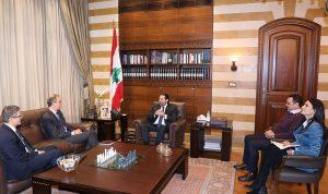 """الحريري عرض ومسؤول في """"النقد الدولي"""" العلاقات الثنائية"""