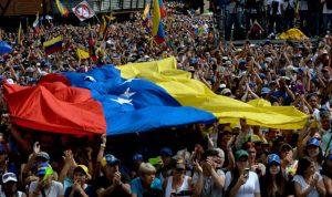واشنطن ترسل إمدادات غذائية وطبية إلى حدود فنزويلا