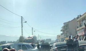 4 جرحى بحادث سير في الكورة