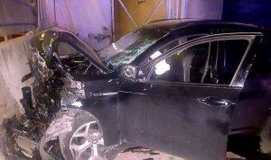 4 جرحى بحادث سير على أوتوستراد زوق مكايل