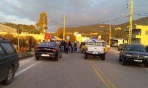 4 جرحى بحادث سير على طريق صيدا-جزين