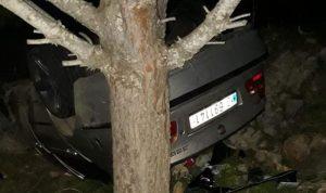 جريحان بحادث سير على طريق عام الناقورة