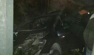 3 جرحى بحادث سير في برج رحال