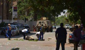 13 قتيلا في هجوم في بوركينا فاسو
