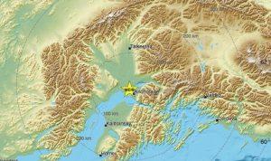زلزال يضرب ولاية ألاسكا الأميركية
