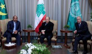 ماذا بعد مبادرة عون العربية؟