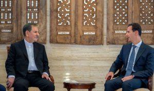 الأسد: التعاون مع ايران يسهم في مواجهة الحرب الإقتصادية