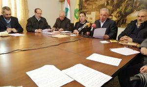 """تكتل نواب """"بعلبك-الهرمل"""" يشكر مدير عام شركة كهرباء لبنان"""