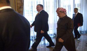عودة الاهتمام الأميركي بأكراد العراق مع تضاؤل الرهان على أكراد سوريا