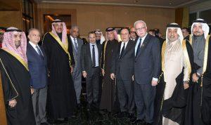 باسيل بحث مع نظرائه العرب عودة سوريا إلى الجامعة العربية