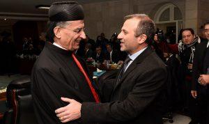 """""""لبنان القوي"""" في اجتماع بكركي: لا نريد """"حشر أحد"""" ودعم الرئيس ضرورة"""