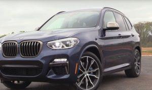 BMW تستعد لإطلاق أحدث نماذج X3