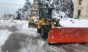 طقس الـweekend ماطر… والثلوج تلامس الـ900 متر!