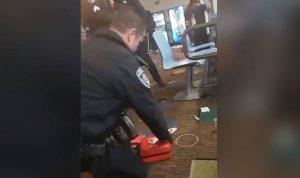 """بالفيديو والصور: جريمة مروعة داخل قاعة """"بولينغ"""" في كاليفورنيا"""