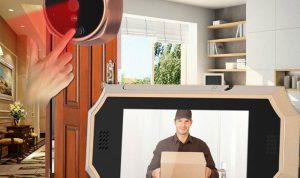 الكاميرا الذكيّة… طريقة مثالية لتأمين باب المنزل