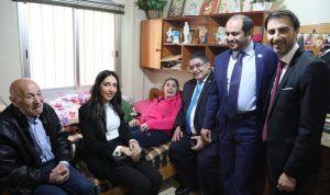 أولمبياد أبو ظبي والسفير الشامسي يغيران حياة ريتا