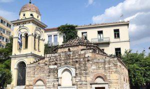 جماعة فوضوية تعلن مسؤوليتها عن هجوم على كنيسة في أثينا