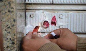 في الرميلة.. إقفال محل للحلويات يديره سوري