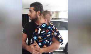 بالفيديو والصور: إنقاذ طفل ووالده من حريق منزلهما في الباشورة