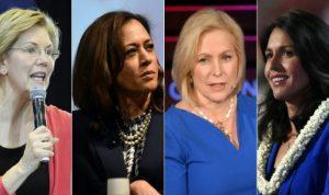 مرشحات ديموقراطيات يبدأن حملة 2020 في مواجهة ترامب