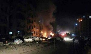 """انفجار استهدف مكتبا لـ""""جبهة النصرة"""" في إدلب"""