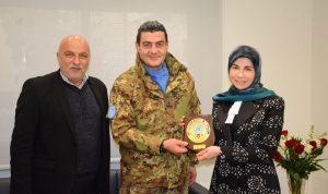 عز الدين: لتمارس قوات اليونيفيل دورها في حماية سيادة لبنان