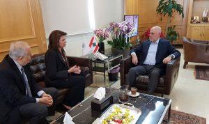 خطة تكاملية بين مرفأ طرابلس والمنطقة الاقتصادية الخاصة