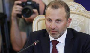 باسيل: ما يؤذي لبنان الصورة المشوّهة التي ينقلها البعض