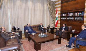 """""""حماس"""" من بيت الوسط: الحريري مهتم بالحقوق الفلسطنية"""