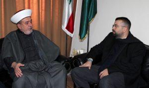 احمد الحريري: على القوى السياسية وعي خطورة المرحلة