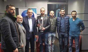 حبيش : فوز نادي القبيات انجاز عكاري ووطني