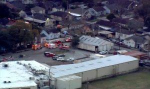 إصابة 5 أفراد من الشرطة في حادث إطلاق نار في هيوستن