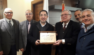 الحاج حسن بحث وجمعية الصناعيين في تحديات القطاع