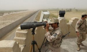 مقتل جنديين من قوات الحدود الإيرانية بانفجار لغم أرضي