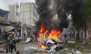 مقتل 4 شرطيين في انفجار قنبلتين بشمال العراق