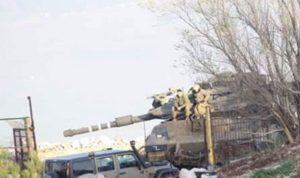 إسرائيل تواصل بناء الجدار الإسمنتي في عديسة