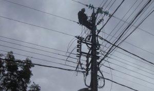 كهرباء جبيل تواصل إصلاح الاعطال
