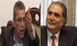 """ملف هانيبعل القذّافي .. """"أمل"""" ترمي وزير العدل بتهمة الرشوة!"""