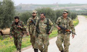 مقتل 5 عناصر من حزب العمال الكردستاني بقصف تركي