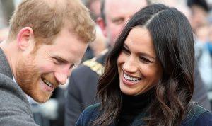 الأمير هاري وميغان ماركل يرزقان بمولود ذكر