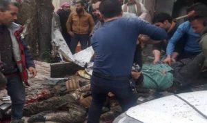 بالفيديو والصور: تفجير في منبج وسقوط قتلى بينهم أميركيون!