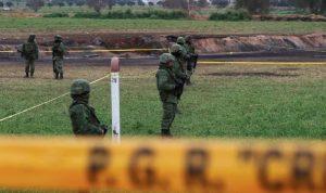 ارتفاع ضحايا انفجار خط أنابيب المكسيك إلى 89 قتيلًا