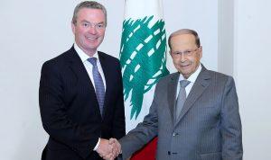 هبة عسكرية من أستراليا للبنان