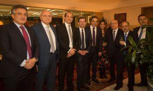معوض أولم لهيل بحضور رسمي وتأكيد على دعم لبنان