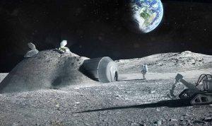 خطط أوروبية لإنشاء منجم على سطح القمر