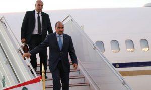 رئيس موريتانيا ووزير خارجية الكويت في بيروت للمشاركة في القمة