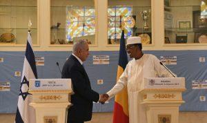 """نتنياهو في تشاد: """"إسرائيل تدخل إلى العالم الإسلامي"""""""