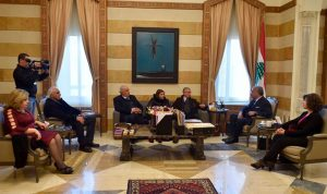المشنوق وقّع قرار إنشاء هيئة دعم القضية الفلسطينية