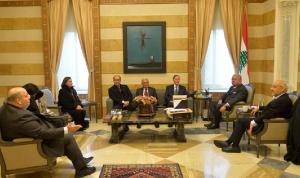 المشنوق تسلّم التقرير النهائي عن الانتخابات النيابية