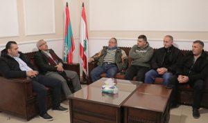 سعد: لتأمين الاستمرارية وحفظ حقوق العاملين في مستشفى صيدا